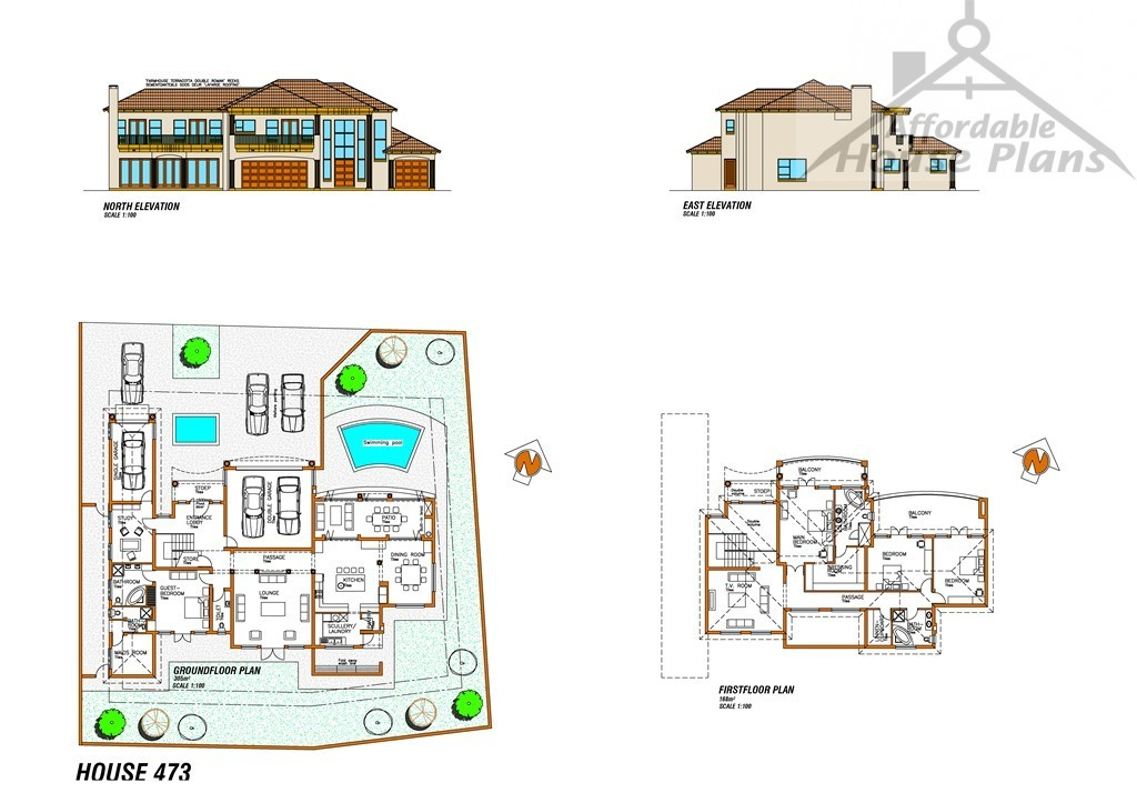 House Plan 473 M Affordable House Plans